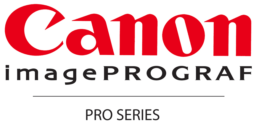 CANON Large format professional printers